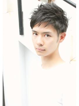 【BERONICA】メンズ髪型★スマートショート★