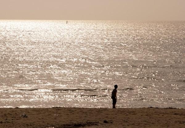 気になっている男性との海デート