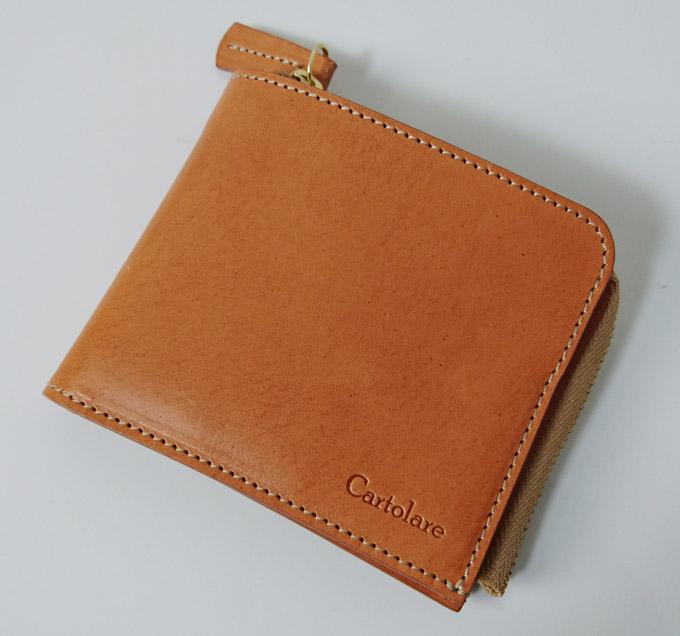 カルトラーレの財布『ジャミーウォレット栃木レザー』購入した感想
