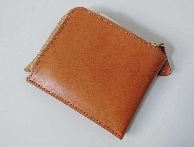 本物の上質な革が使われている財布